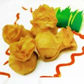 fried shrimp wonton